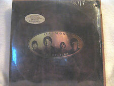 THE BEATLES  Love Songs ORG '77 PROMO W/GOLD CUSTOM STICKER! TOP GEM SEALED!!