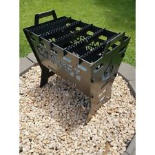 Compact Campfire flat pack fire pit kit 450