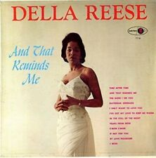 DELLA REESE-AND THAT REMINDS ME-JAPAN SHM-CD