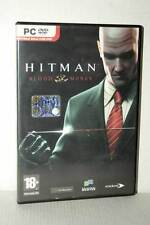 HITMAN BLOOD MONEY GIOCO USATO PC DVD VERSIONE ITALIANA GD1 47531