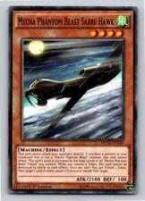 Mecha Phantom Beast Sabre Hawk - Yugioh Card - Mint/Near Mint Condition