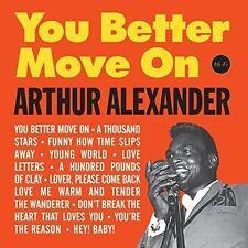 Arthur Alexander - You Better Move on + 2 Bonus Tracks [New Vinyl] Bonus Tracks,