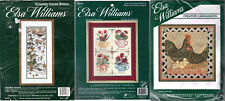 Choice: Needlework Kits Jca Elsa Williams Cross Stitch Crewel Needlepoint