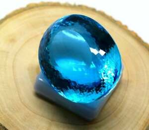 Natural Paraiba Tourmaline Loose Gemstone 190 Ct Unheated Untreated Certified