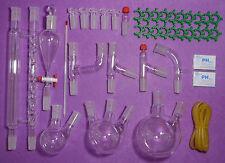 lab glassware kit 24/40,Advanced Chemistry Lab Glassware,Laboratory glassware
