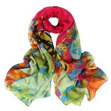 Fashion Women Long Soft Wrap scarf Ladies Shawl Voile Scarf Scarves HOT