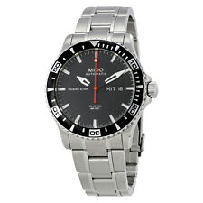 Mido OS Captain IV Automatic Black Dial Mens Watch M011.430.11.051.02