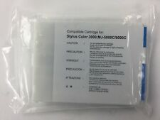 Compatible for Epson Stylus Color 3000  Cyan Ink Cartridge, MJ 5000C, 8000C