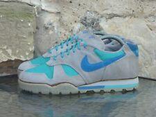 Vintage 1989 Nike Caldera bajo Excursionismo Trekking UK 6.5 og Hecho En Corea Botas 80s