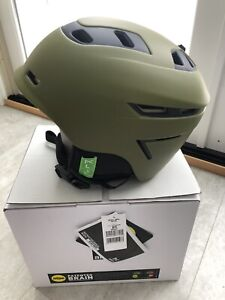 New Anon Men's Echo MIPS Boa System Helmet Olive Large