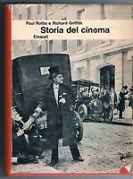 Cinema - spettacolo - STORIA DEL CINEMA.   Einaudi