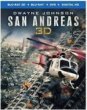 San Andreas Blu-ray 3D