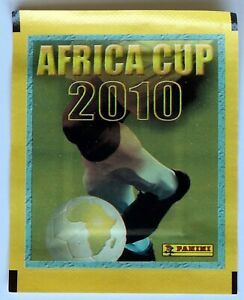 Panini Africa Cup 2010 Tüte / Pack / Packet