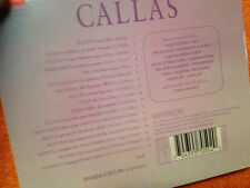 Maria Callas ( EMI CD ) Puccini etc