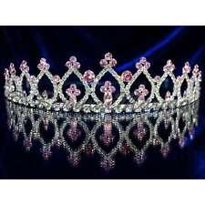 """Accessoire cheveux mariage DIADEME MISS CRISTAL ROSE """"IMPERATRICE"""""""