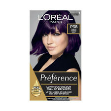 L'Oreal Preference P38 Tokyo Hair Colour 1 pack