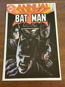 Batman Annual #9 - July 1985