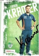 Tr.Frank Kramer   AK 13-15 SpVgg Greuther Fürth  mit original Unterschrift !
