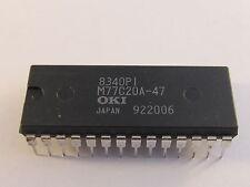 MSM77C20A47 OKI Digital Signal Processor im DIP28 Gehäuse