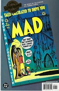 Tales Calculated to Drive You Mad - Millennium Editon ((DC-2000) #1