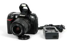 Nikon D70s zoom af vr 18/55 mm numerique apsc