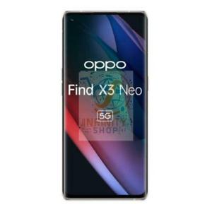 OPPO FIND X3 NEO 5G STARLIGHT BLACK 256GB 12GB RAM DUAL SIM GARANZIA ITALIA