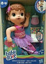 Baby Alive Shimmer 'n Splash Mermaid Doll Red Hair NEW