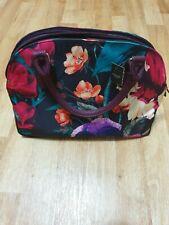 BNWT Burgandy Floral Next Handbag/Tote