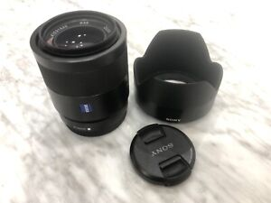 Sony 55mm F1.8