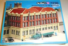 Kibri 37230 Mines Management With Garage N Kit