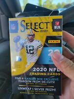 2020 PANINI SELECT NFL 20 CARD HANGER BOX Factory Sealed Prizm Exclusive New