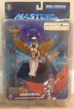 MOTU AFX Exclusive Sorceress Mini Statue NEW MINT CARD