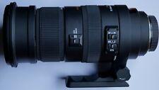 PENTAX FIT Sigma OS APO DG HSM 50 - 500 mm F/4.5-6.3 Lens + HOOD + BOX 50-500mm