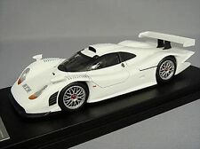 hpi-racing 1/43 Porsche 911 GT1 White 1999 Road Car from Japan