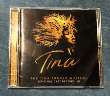 TINA - The Tina Turner Musical: Original Cast Recording (CD, 2019)