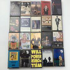 20 Cassette Tape Lot Wholesale Pop Rock Country Easy Listening Jazz
