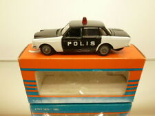 TEKNO HOLLAND 838 VOLVO 164 - POLIS POLICE - 1:43 - EXCELLENT CONDITION IN BOX