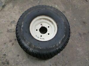 Grasshopper 721D Zero-turn Mower 1 Nanco 20x10.00-8 Tire & Rim