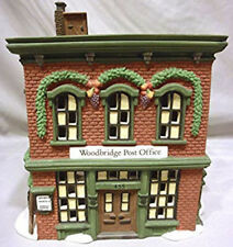 Dept 56 New England Village: Woodbridge Post Office, Mint in Box - Item 56572