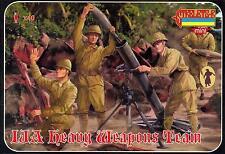 Strelets - Ija heavy weapons team - 1:72