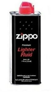 Premium Zippo Lighter Zippo Hand Warmer Accessory Refill Fuel 125ml Petrol Fluid
