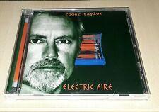 Roger Taylor - Electric Fire - CD - 1998 - (Queen / Freddie Mercury) -