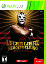 Lucha Libre AAA: Heroes of the Ring Xbox 360 New Xbox 360