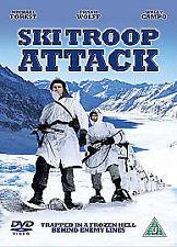 Ski Troop Attack (DVD) New Sealed dvd Frank Wolff