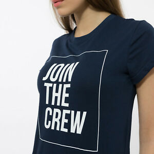 T-shirt Join The Crew woman ninesquared - SS18TSJTF