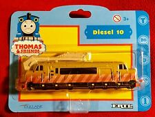Thomas & Friends DIESEL 10 Train ERTL 2001 Diecast  #34328 NEW Sealed -MINT