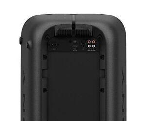 SONY GTK-XB72/C Bluetooth Megasound Party Speaker - Black . One Year Warranty .