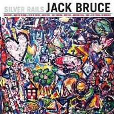 Jack Bruce - Silver Rails [New CD] UK - Import
