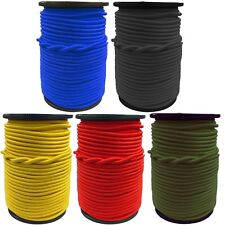 ELASTIC BUNGEE SHOCK CORD ROPE TIE DOWN STRAPS VARIOUS SIZES/LENGTHS