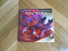 Feltwork by Victoria Brown